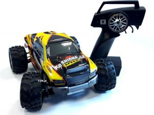 Monster Truck RC w skali 1:18. WLtoys A979-A 35km/h